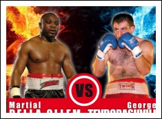 Olleme vs. Tevdorashvili May 24
