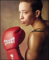 UBO Female Boxing Commissioner Michele Aboro
